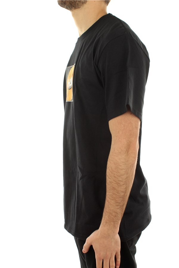 Huf Short sleeve Black