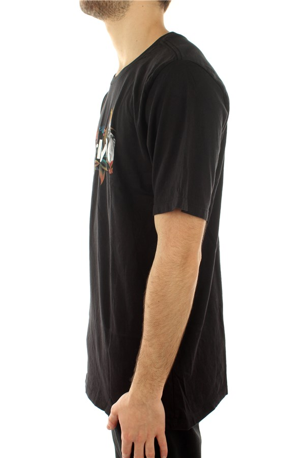 Hurley Short sleeve Black