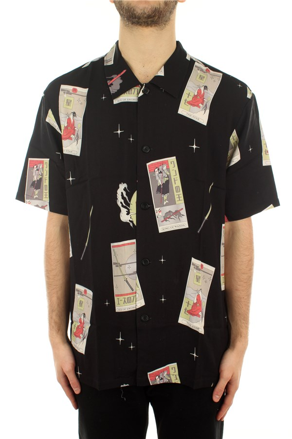 Edwin Short sleeve shirts Tarot Deck Aop