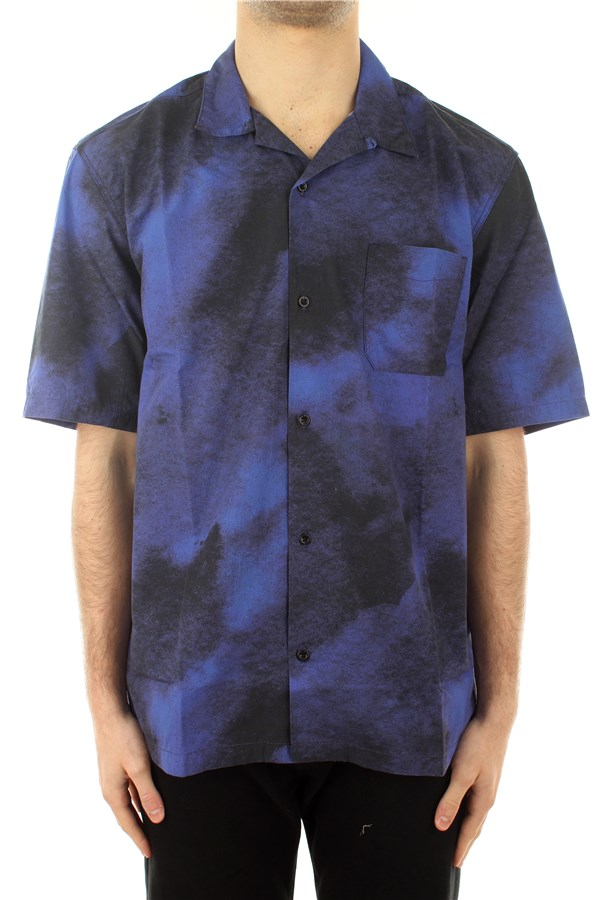 Edwin Casual Blue Haze Aop