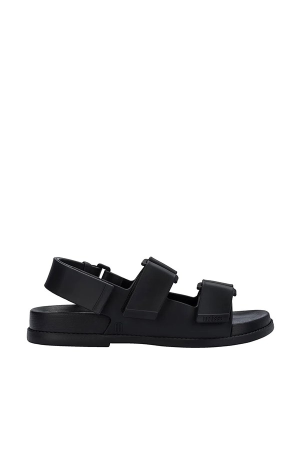 Melissa low Black