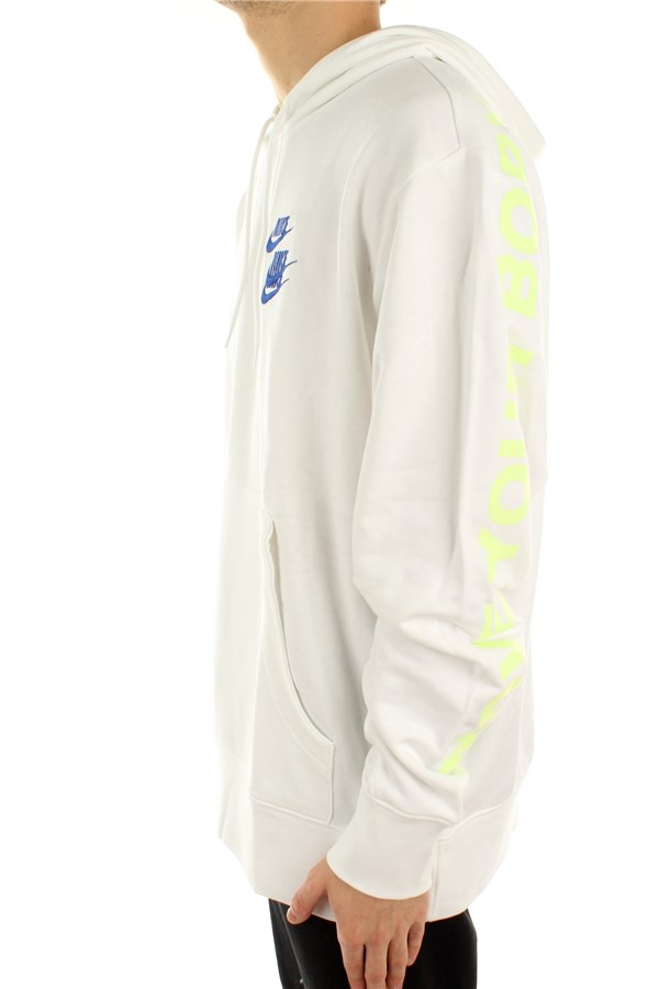 Nike Hooded White