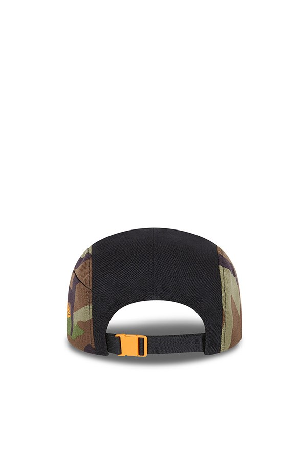 New Era Baseball Black / camo