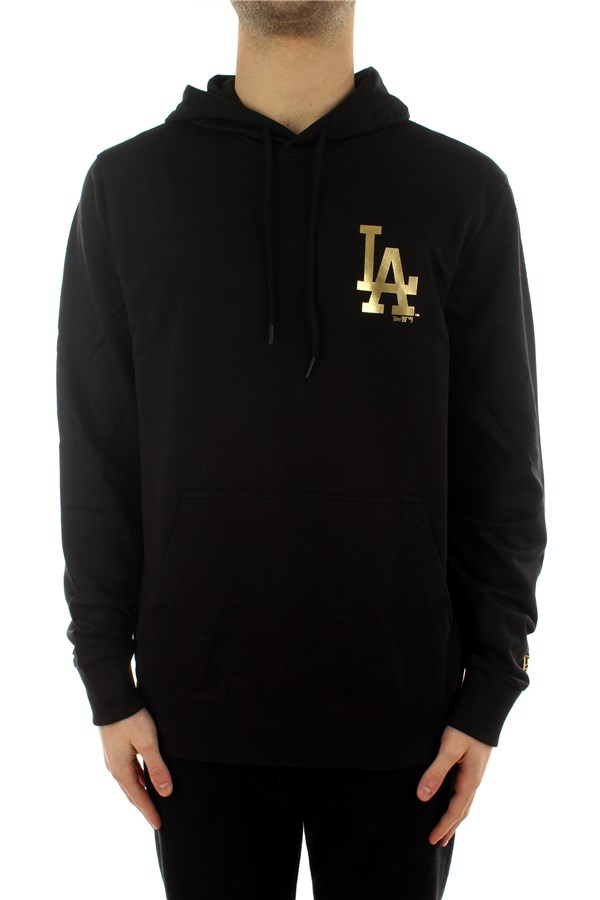 New Era Hooded Black