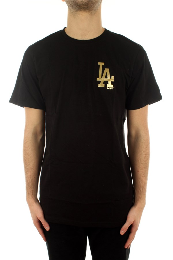 New Era Short sleeve Black