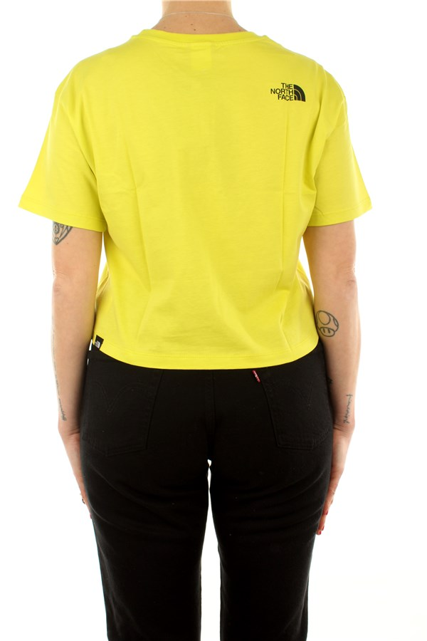 The North Face T-shirt Short sleeve Women NF0A4SY9JE31 2