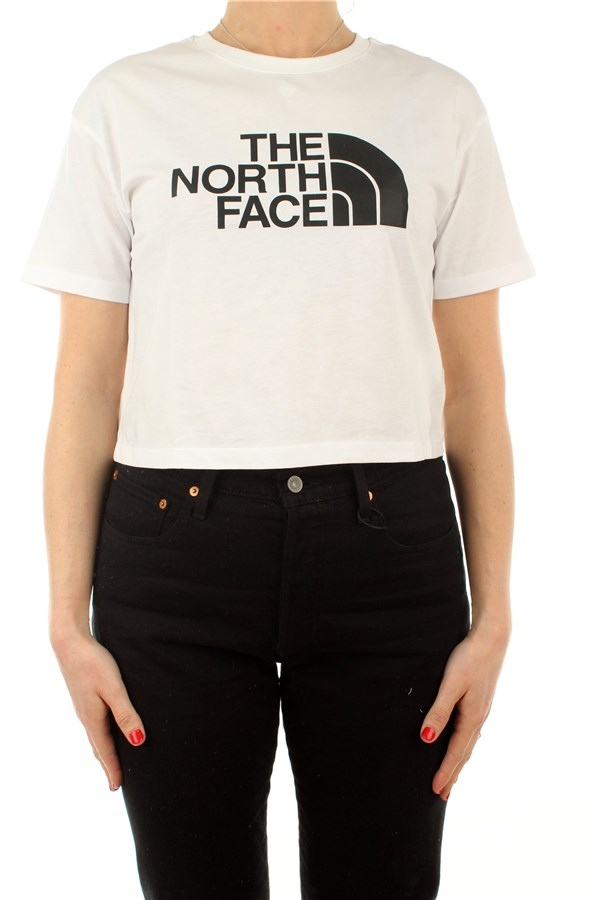 The North Face T-shirt Short sleeve Women NF0A4T1RFN41 0