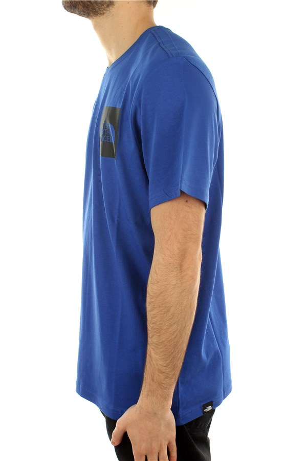 The North Face Short sleeve Tnf Blue