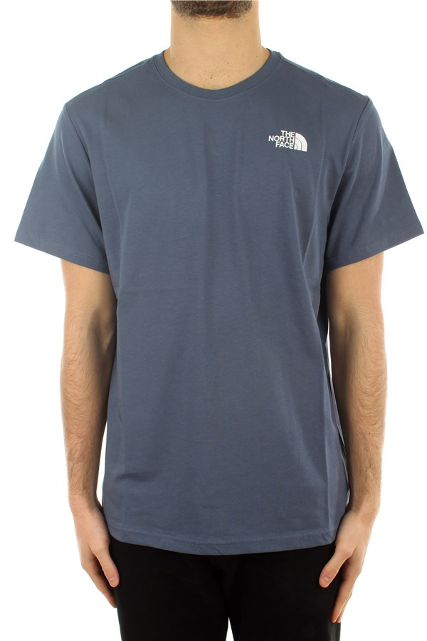 The North Face Short sleeve Vintage Indigo