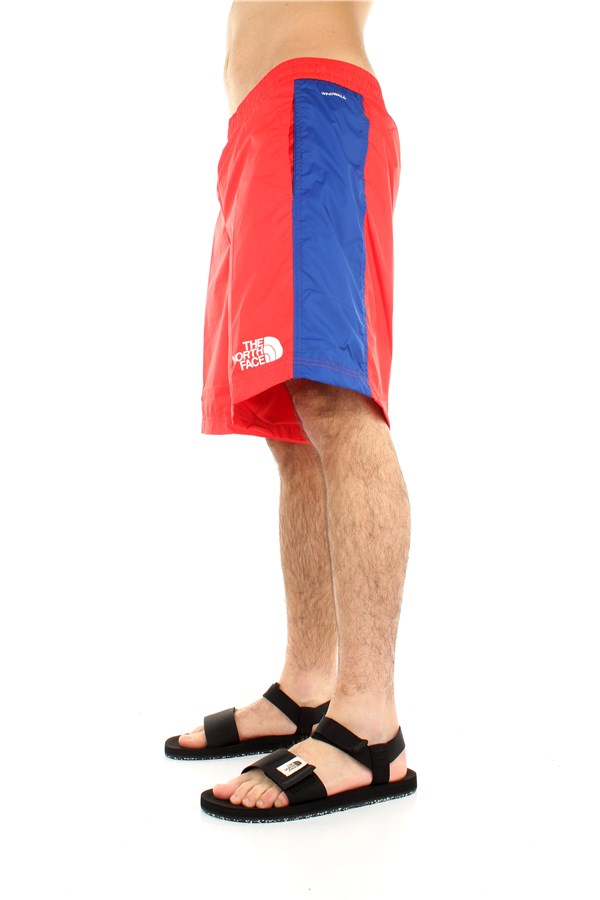 The North Face Sea shorts Horizon Red / tnf Blue