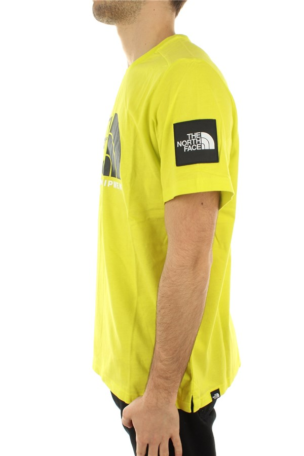 The North Face Short sleeve Sulfur Spring Green