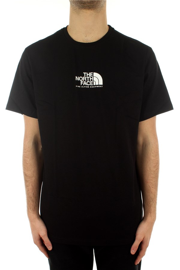 The North Face T-shirt Short sleeve NF0A4SZUJK31 Tnf Black