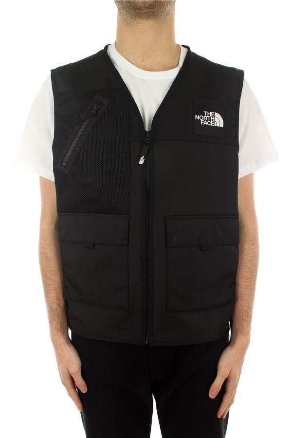 The North Face vest Tnf Black
