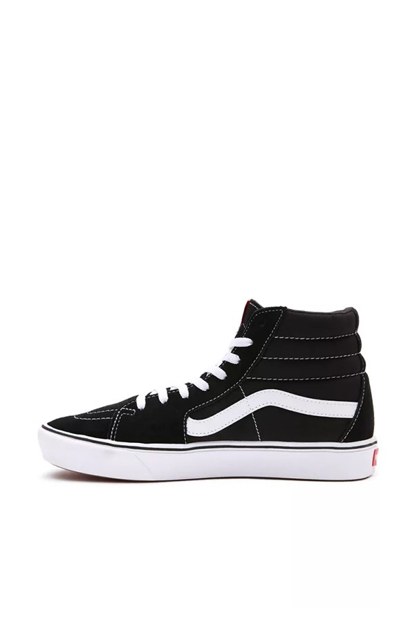 Vans high Black / white