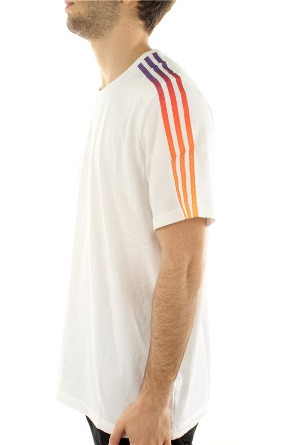 Adidas Short sleeve White / multco