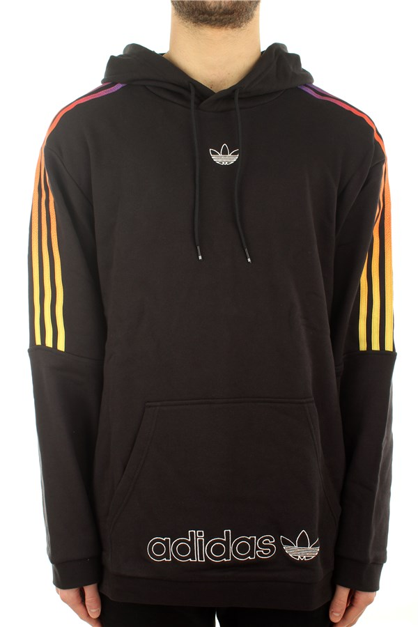 Adidas Hooded Black / multco