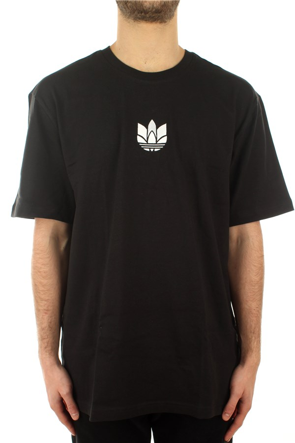 Adidas Short sleeve Black / white