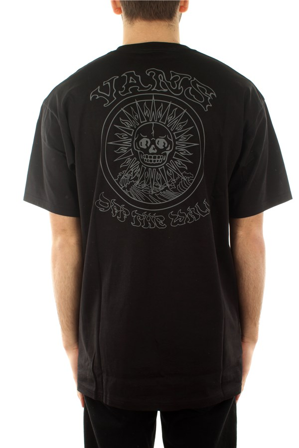 Vans T-shirt Short sleeve Man VN0A54CQBLK1 0