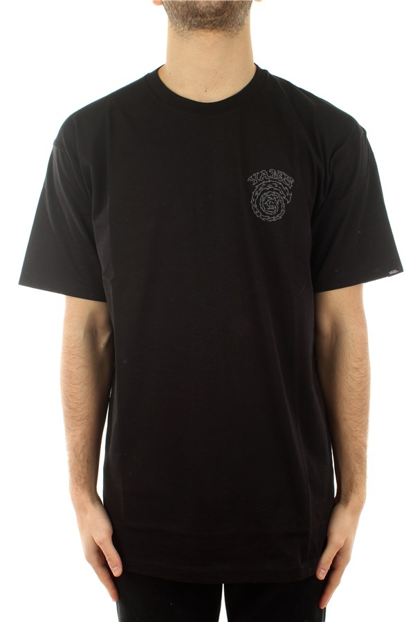 Vans T-shirt Short sleeve Man VN0A54CQBLK1 1