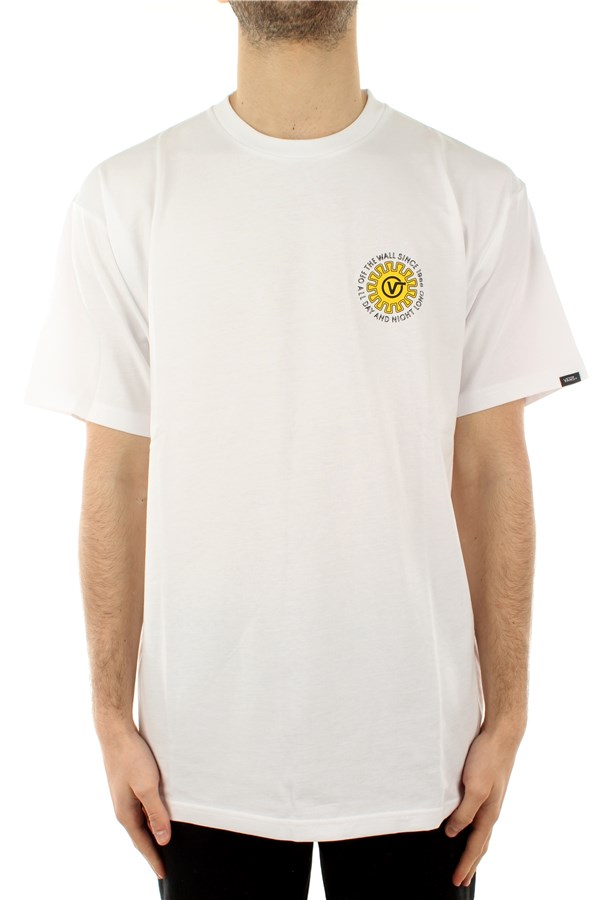 Vans Short sleeve White