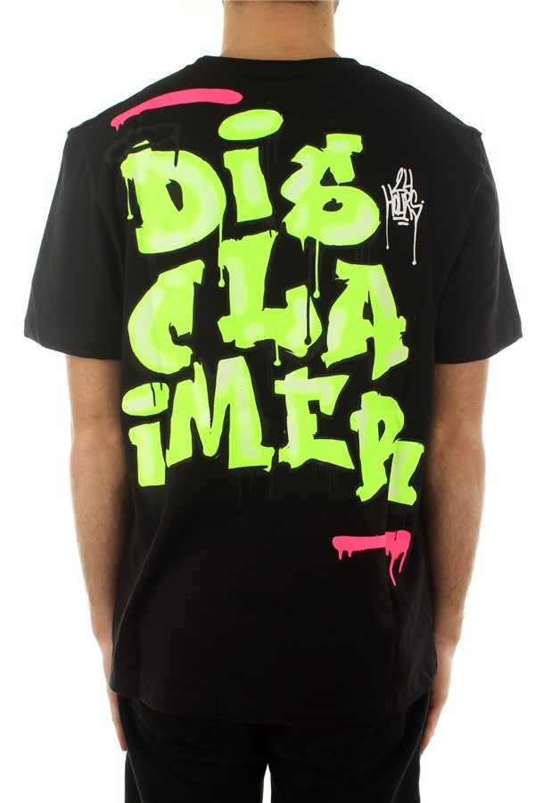 Disclaimer Short sleeve Black