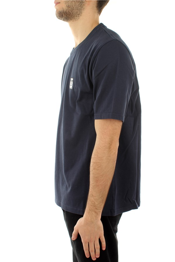 Obey Short sleeve Dark Navy