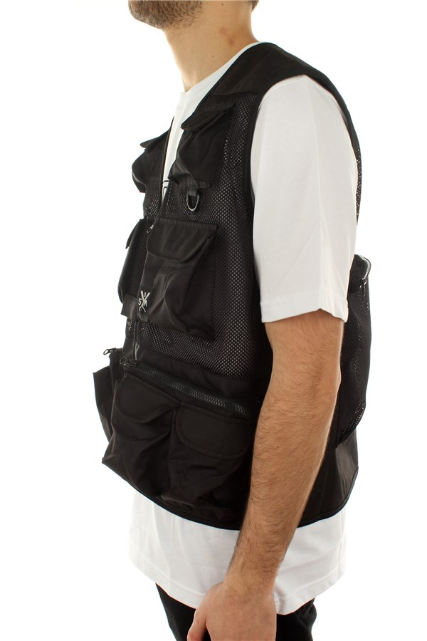 5tate Of Mind vest Black