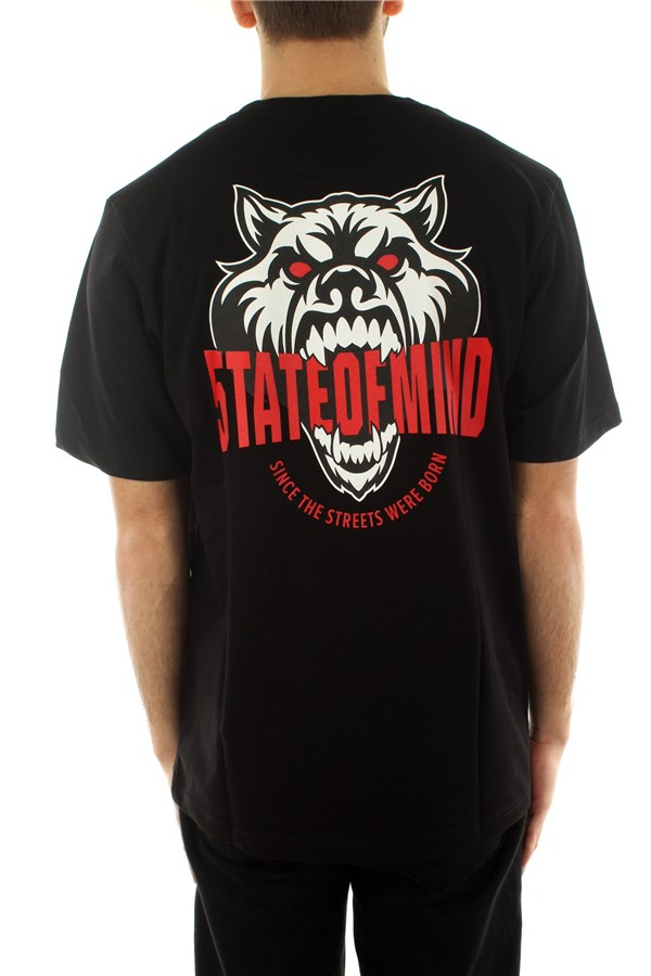 5tate Of Mind Short sleeve Black