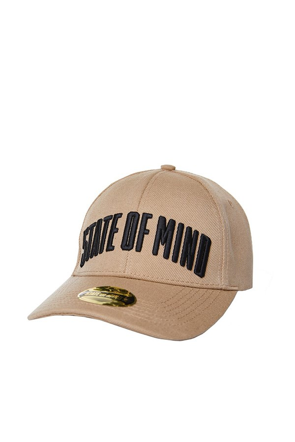 5tate Of Mind Baseball Beige