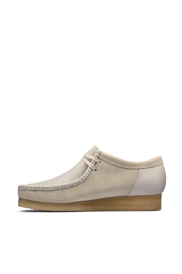 Clarks Loafers White Combi