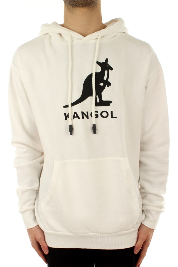 Kangol Hooded White
