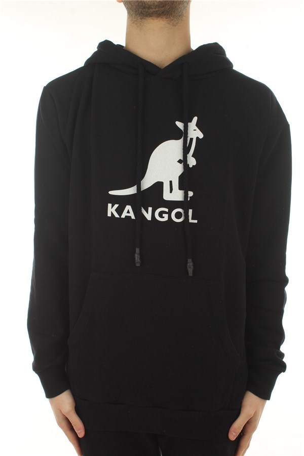 Kangol Hooded Black