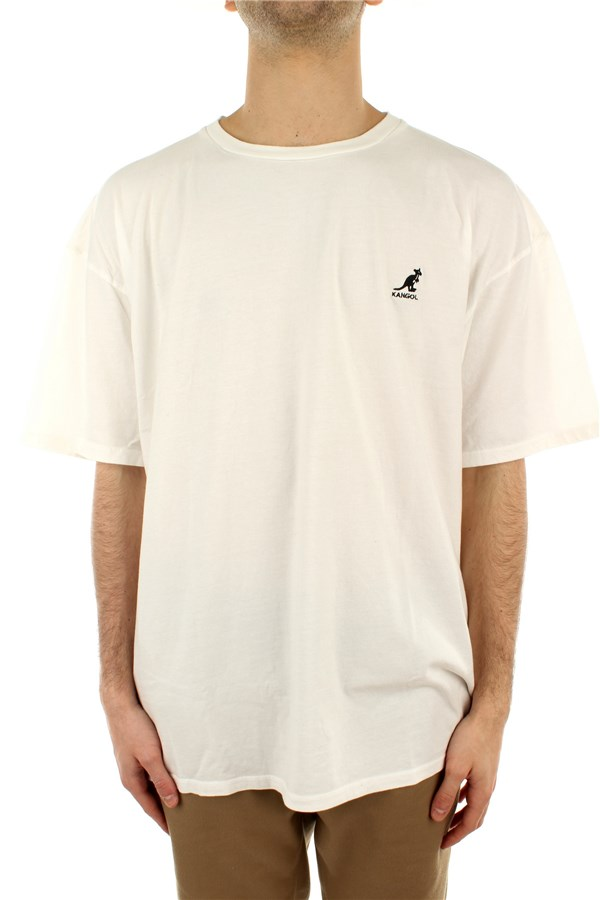 Kangol Short sleeve White