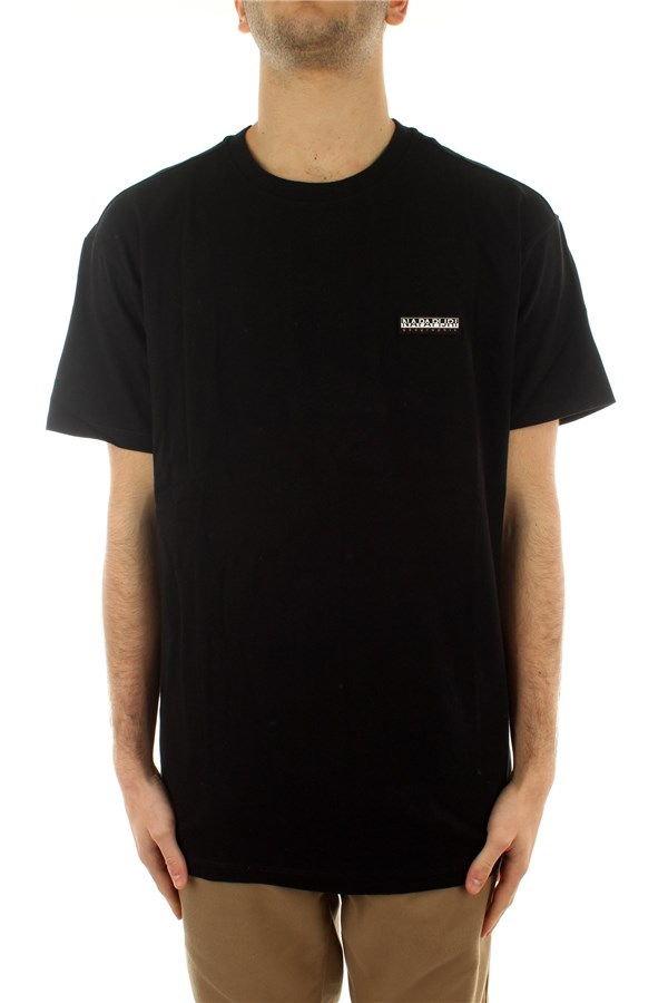 Napapijri Short sleeve Black 041