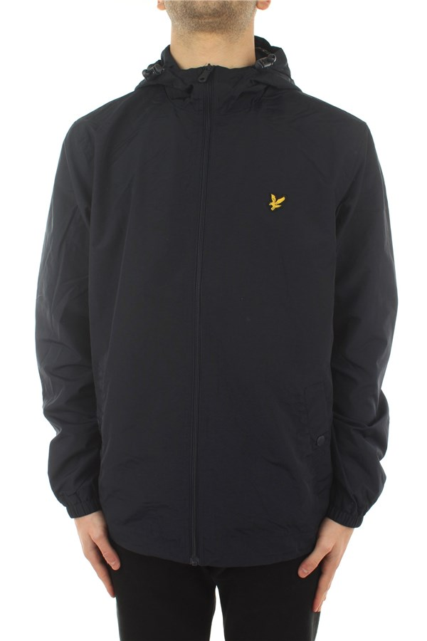 Lyle & Scott Jackets Waterproof JK464V Dark Navy