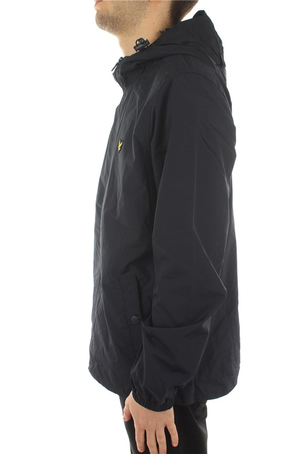 Lyle & Scott Waterproof Dark Navy