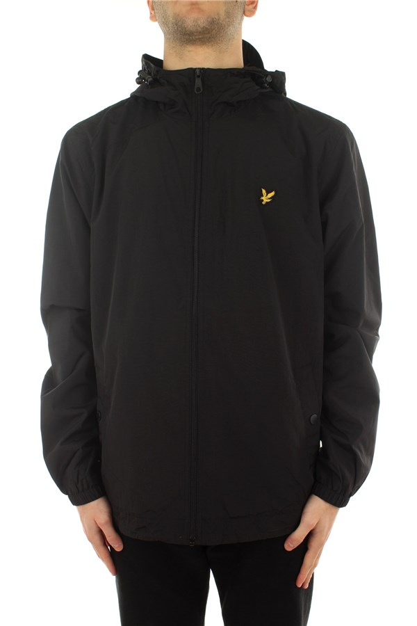 Lyle & Scott Jackets Waterproof Man JK464V 0