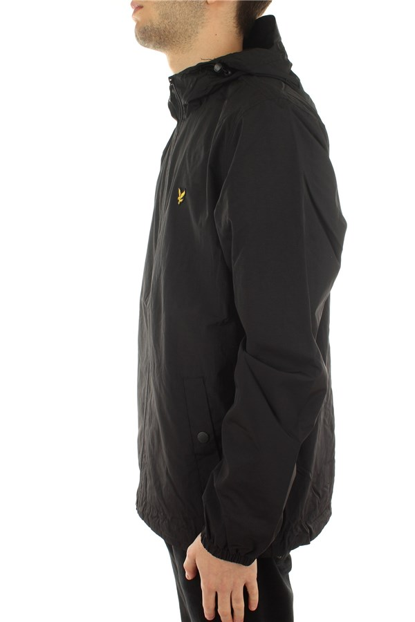 Lyle & Scott Jackets Waterproof Man JK464V 1