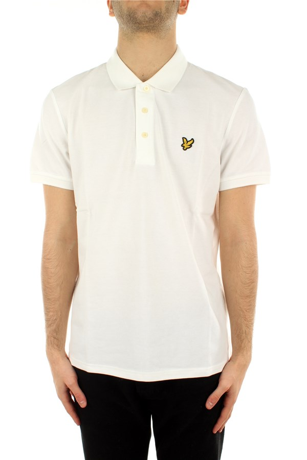 Lyle & Scott Short sleeves White