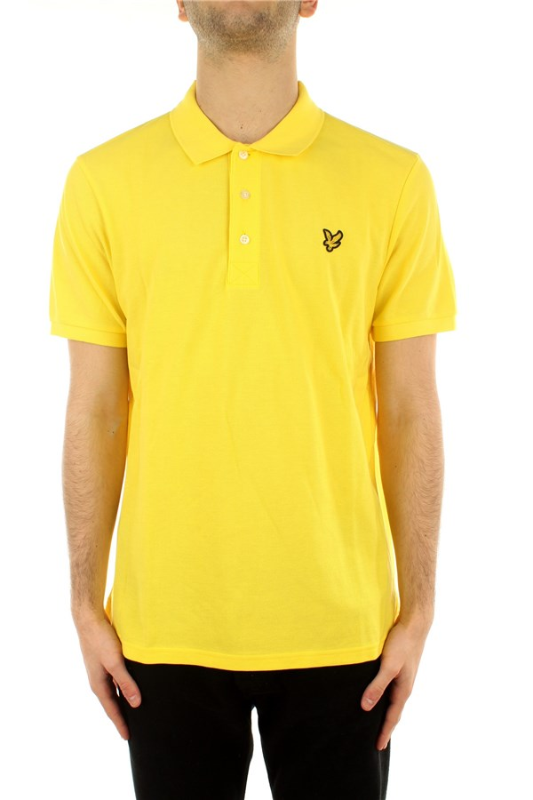 Lyle & Scott Polo shirt Short sleeves Man SP400VTR 0