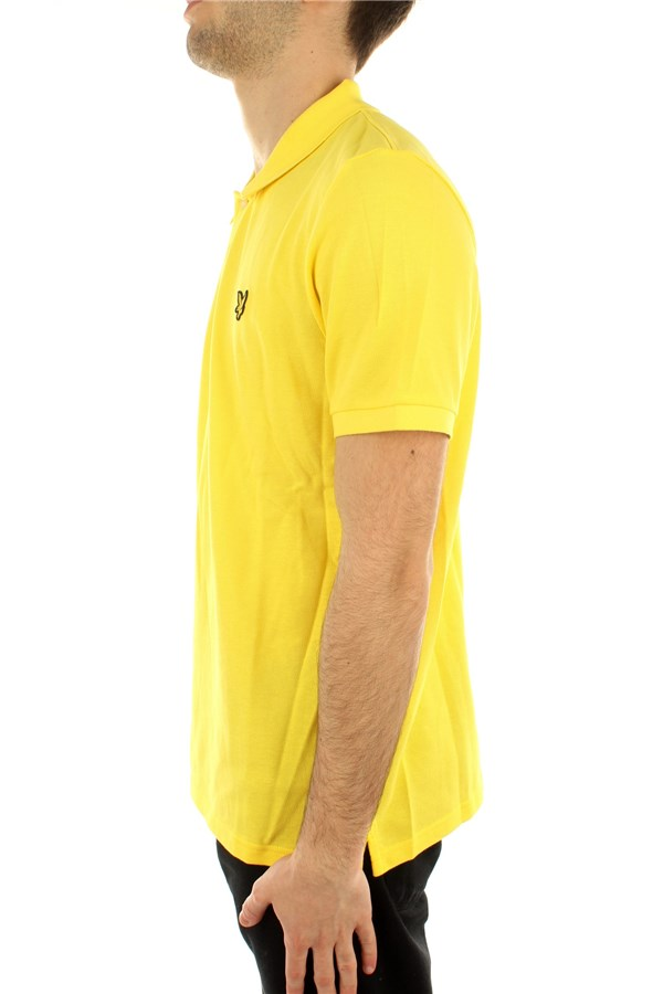 Lyle & Scott Short sleeves Buttercup