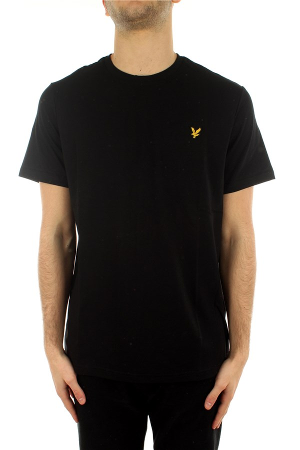 Lyle & Scott Short sleeve Jet Black