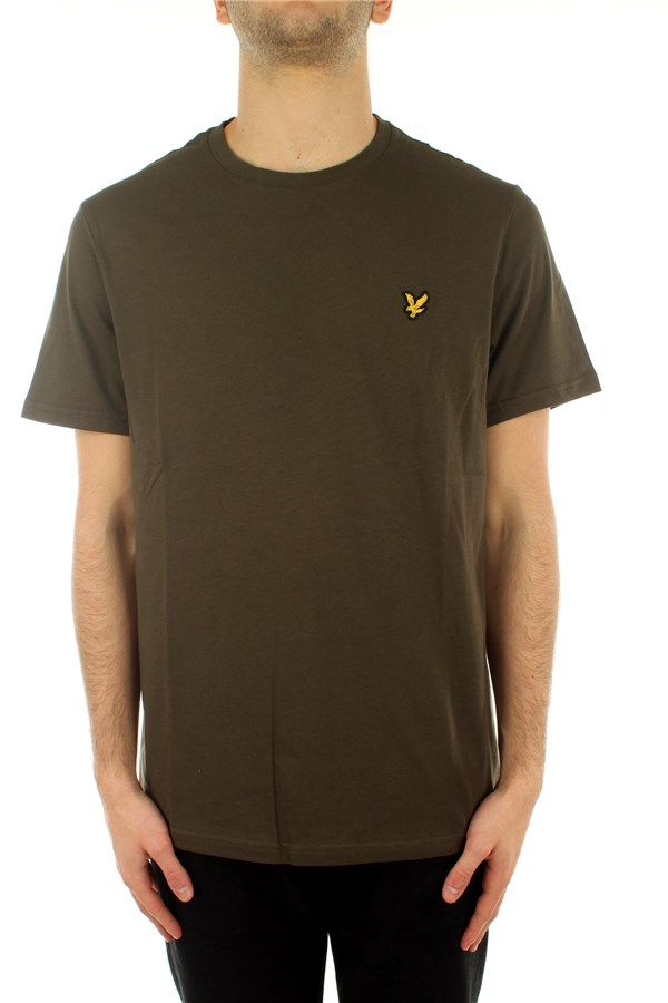 Lyle & Scott Short sleeve Trek Green