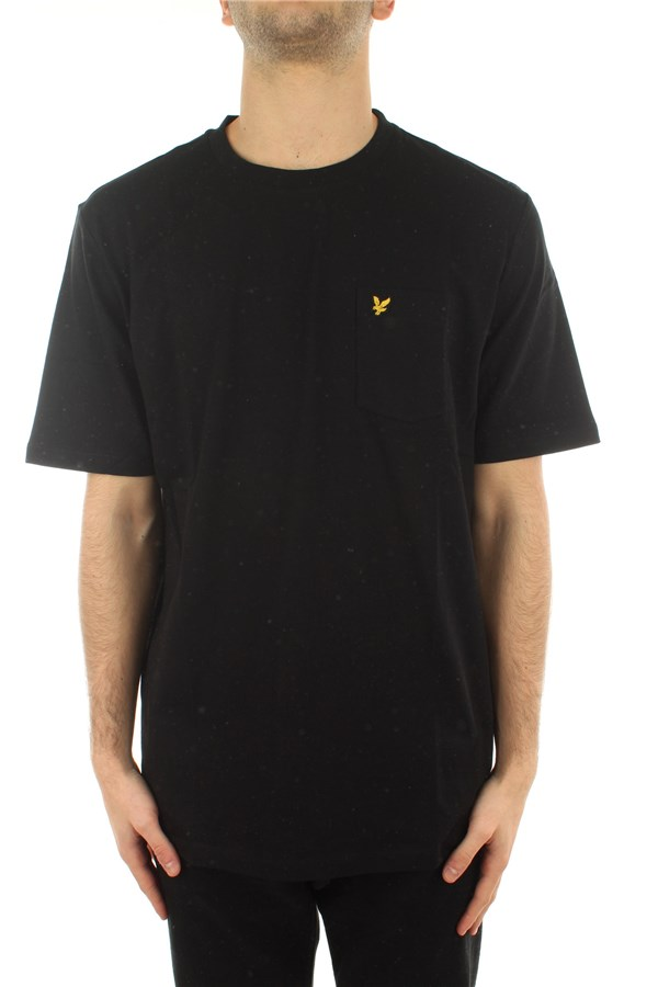 Lyle & Scott Short sleeve Black