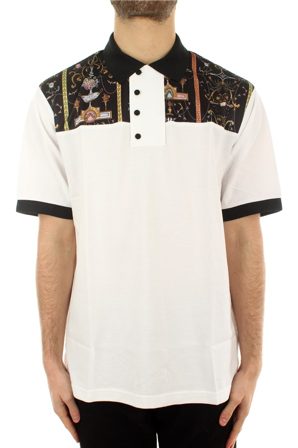 Versace Jeans Couture Polo shirt Short sleeves Man B3GWA72513959003 0
