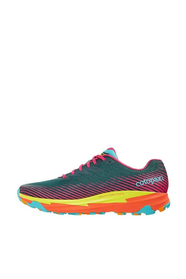 Hoka One One low Mallard Green / evening Primrose