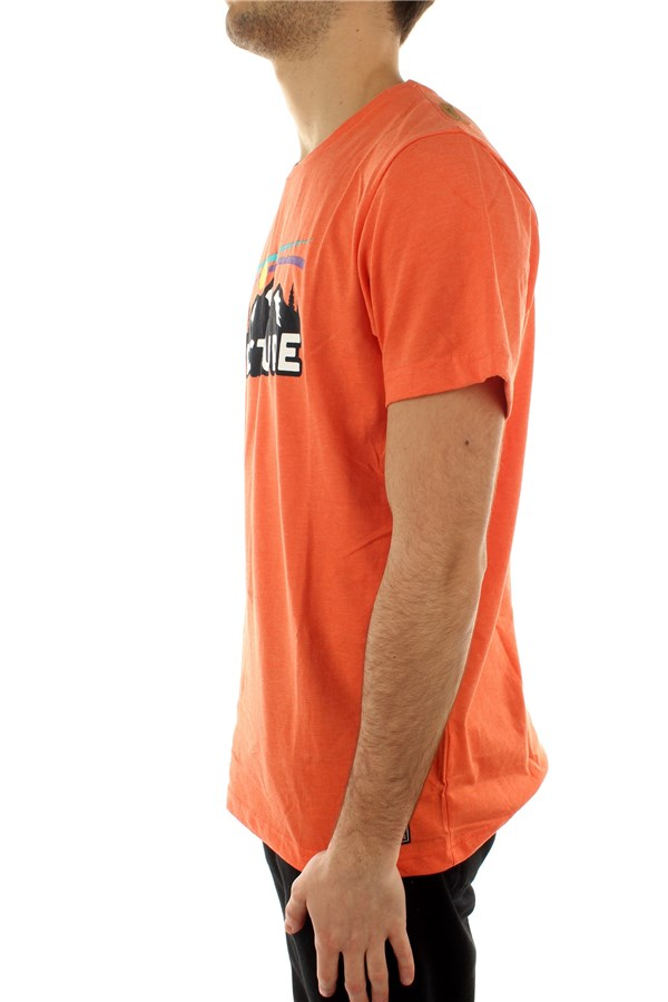 Picture Organic Clothing Short sleeve Rusty Orange