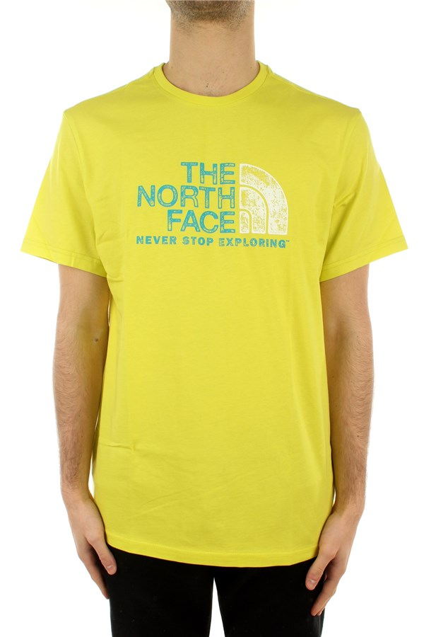 The North Face T-shirt Short sleeve Man NF0A4M68JE31 0