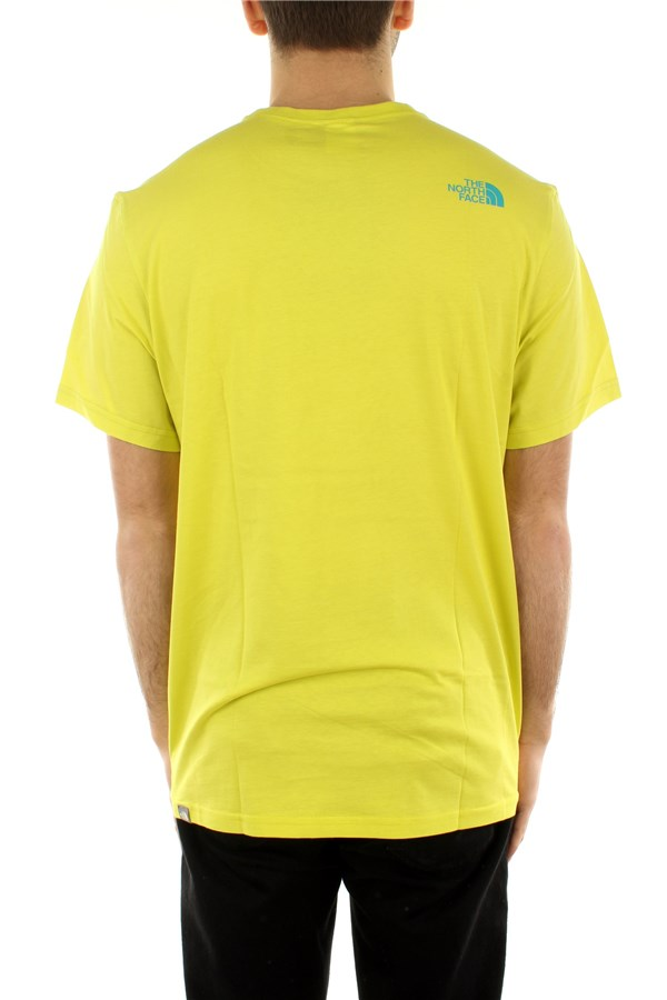 The North Face T-shirt Short sleeve Man NF0A4M68JE31 2