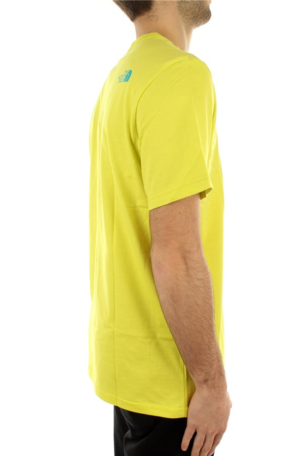 The North Face T-shirt Short sleeve Man NF0A4M68JE31 3